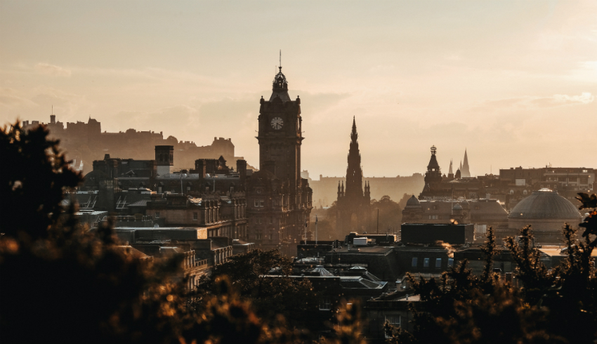 Cobbles, ceilidhs and commercial law: life as a DLA Piper trainee in Edinburgh