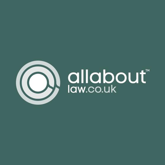 Image result for allaboutlaw.co.uk logo
